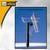 Hansa LCD-Monitorhalter mit Tischklemme, lichtgrau, 5070002: Produktabbildung 4
