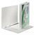 Präsentations-Ringbuch, DIN A4+, Ø 16 mm, 4-Rundringmechanik, weiß, 4282-00-01: Produktabbildung 1