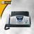 Brother Normalpapier-Fax T104, mit Komforttelefon, FAXT104G1: Produktabbildung 2