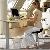 UP&DOWN Arbeitstisch TWISTER, höhenverstellbar, B 160 cm, Kirschbaum, K73812/204: Produktabbildung 1