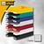 Helit Briefkorb, für DIN A4 bis DIN C4, lichtgrau, 6 Stück, H61015.82: Produktabbildung 1