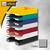 Helit Briefkorb, für DIN A4 bis DIN C4, mittelgrau, 6 Stück, H61015.87: Produktabbildung 1