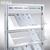 BST Prospektregal INTRO, 3 Ablagen je 4 x DIN A4 + Staufach mit Türen, INTRO: Produktabbildung 2