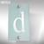 "Philippi My Home Hausnummer ""d"": Produktabbildung 1"
