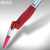 YOROPEN - ergonomischer Minenbleistift mit weinrotfarbener, gummierter Griffzone: Produktabbildung 2