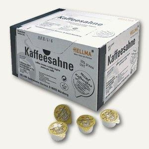 Hellma Kaffeesahne 10 %, 300 Dosen á 7.5 g, 40017860