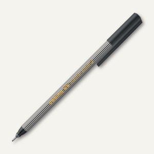Edding Fineliner, schwarz, 55.001