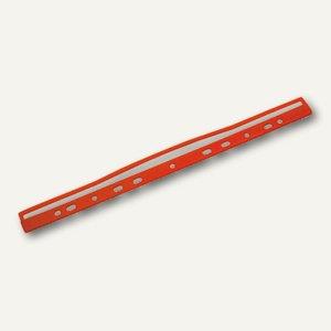 Helit M-Clip Prospektschiene DIN A4, rot, H25120-25