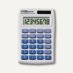 Taschenrechner 081 X