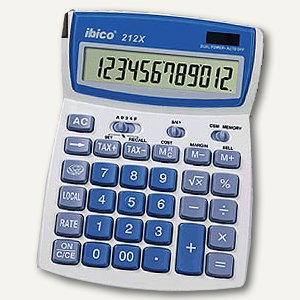 Artikelbild: Tischrechner 212X