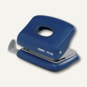 Rapid Locher FC20, bis 20 Blatt, blau, 23256401