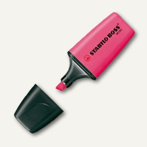 BOSS MINI Textmarker pink