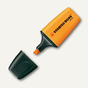 Artikelbild: BOSS MINI Textmarker orange