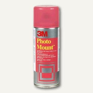 3M Sprühkleber Foto Mount, 400 ml Inhalt, permanent, 050777