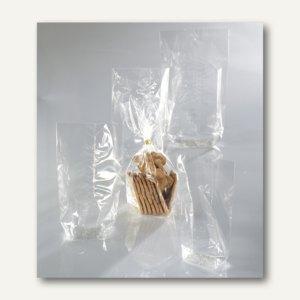 Folia Zellglasbeutel, 180 x 300 mm, transparent, 10 Stück, 283