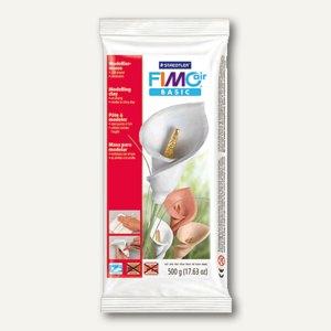 Staedtler FIMO Modelliermasse air basic, weiß, 500 g, 8100-0