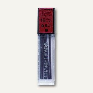 Ecobra Feinminen, Strichstärke 0,5 mm, Härtegrad B, 835501
