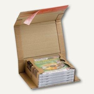 ColomPac Wickelverpackung, für DIN A3, 455 x 320 x -70 mm, braun, CP 20.18