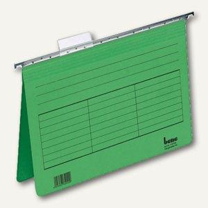 Bene Karton-Hängehefter Vetro Mobil, für DIN A4, grün, 5 Stück, 116705 GN