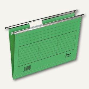Bene Karton-Hängemappen Vetro-Mobil, für DIN A4, grün, 5 St., 116505 GN