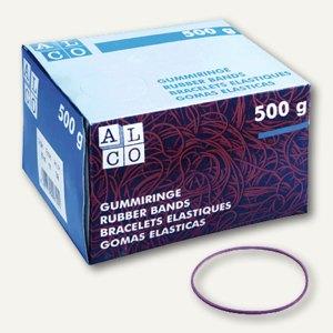 Alco Gummiringe, Ø 100mm, 500 g/Karton, 742