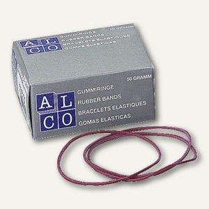 Alco Gummiringe, Ø 85 mm, 50g/Karton, 736