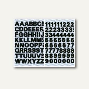 Artikelbild: Buchstaben- & Zahlenetiketten