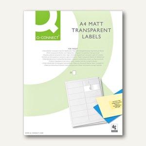 Artikelbild: Etiketten für Inkjetdrucker