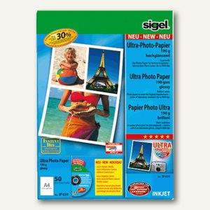 Artikelbild: Fotopapiere Ultra für Inkjet Drucker