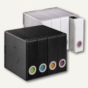 Artikelbild: CD-/DVD-Album-Boxen für 96 CDs