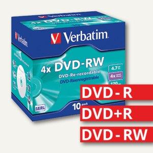 Artikelbild: DVD-Rohlinge auf Spindel