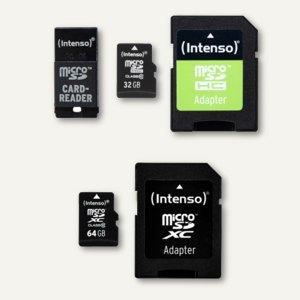 Artikelbild: Micro-SDHC Speicherkarten