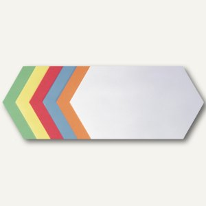 Artikelbild: Moderationskarten Waben & Rhombus