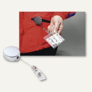 Artikelbild: Ausweiskartenhalter Chrom