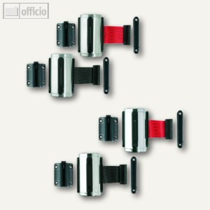 Artikelbild: Gurtkassetten/Absperrgurte für Wandmontage