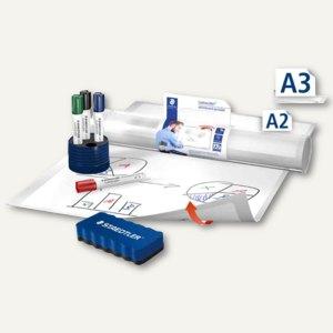 Artikelbild: Weißwandtafel-Folien Lumocolor whiteboard portable
