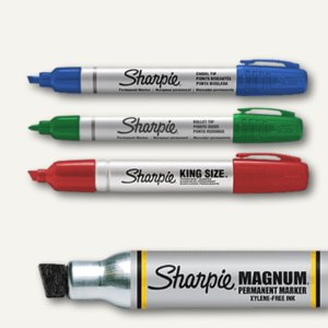 Artikelbild: Permanentmarker SMALL / MEDIUM / LARGE