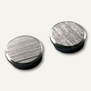 Artikelbild: Kraftmagnete mit Chromkappe