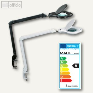 Artikelbild: LED-Lupenleuchten MAULzoom mit Klemmfuß