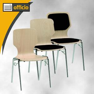 Artikelbild: Besucherstühle der Serie Meeting