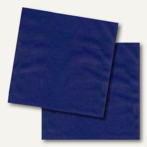 Briefumschlag 160x160mm, haftkl. 100 g/m², transparent-blau, 100 St.,1959704850