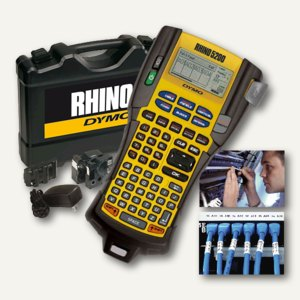 Artikelbild: Industrie-Beschriftungsgeräte RHINO 5200