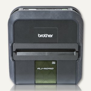 Artikelbild: Etikettendrucker RJ-4040/RJ-4030 - mobil/WLAN oder Bluetooth