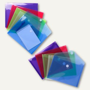 Artikelbild: Dokumententaschen mit Klettverschluss A4/A5