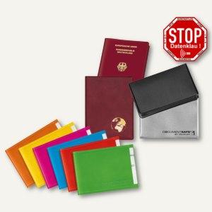 Artikelbild: Serie Document Safe Schutzhüllen vor RFID Auslesung