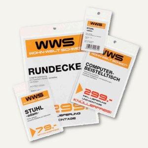 Artikelbild: Etikettenschutzhüllen mit Aufhängeloch