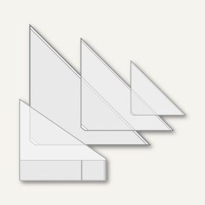 Artikelbild: Dreiecktaschen VELOCOLL®
