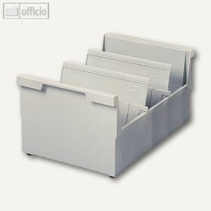 Artikelbild: Kartei-/Einhängetröge für Schreibtischschubladen