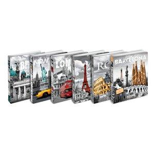 Artikelbild: Ringbücher Städte Din-A4