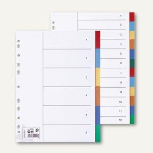 Artikelbild: Kunststoff Ordner-Register DIN A4(+)